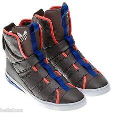 Nw~Adidas Originals CHIC HIGH Floral Hi Sneaker Boot honey decade Shoe~Women 9.5