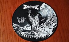 COFFINS - SACRIFICE TO EVIL SPIRIT - PICTURE DISC LP 33 GIRI - ITALY PRESS
