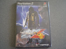 Tekken 4    PS2   Japanese Import   PlayStation 2 1994, Fighting, M-Mature