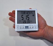 KJB DVR256 Covert 720P HD Clock Thermometer Surveillance Camera Hidden Cam