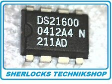 Ds21600 generador de reloj 3,3v/5v Clock rate adaptador dip8 Maxim