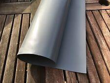 TISSU GRIS PVC 1100 DECITEX POUR PNEUMATIQUE 1.5 x 2M AVEC POT DE COLLE 750ML