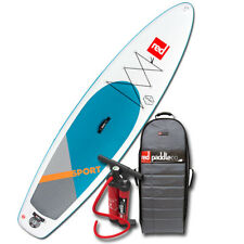 """2018 SPORT 11'3"""" Red Paddle Co MSL Inflatable SUP Paddle Board w/Titan pump/pack"""
