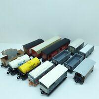 Nakayoshi Thomas Series Set 13 pcs Carriages BANDAI Train Push-along Excellent