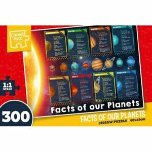 Facts of our Planets 300 Piece Jigsaw Puzzle  g3