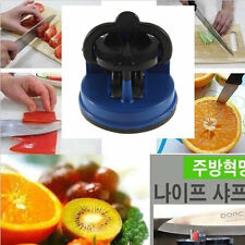 Knife Sharpener Scissors Grinder Secure Suction Chef Kitchen Sharpening Tool CY
