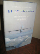 1st Edition HOROSCOPES FOR THE DEAD Billy Collins POEMS Poetry FIRST PRINTING