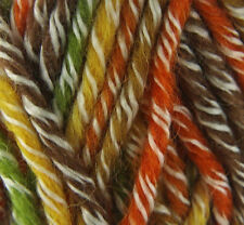 Sirdar Folksong Chunky. 378 Tally Tree. 50g Ball.chunky Knitting Yarn With Wool