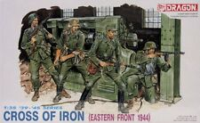 1/35 Dragon 6006 - Cross of Iron, Eastern Front 1944  4 Figures Set
