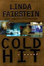 Linda Fairstein~COLD HIT~1ST/DJ~NICE COPY