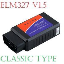 Classic ELM327 ODB ODB2 V1.5 Bluetooth coche auto diagnóstico escáner herramienta Android