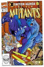 NEW MUTANTS #96(12/90)X-MEN/X-FACTOR/WOLVERINE(X-TINCTION AGENDA)CGC IT(9.6/9.8)