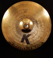 "Zildjian 20"" K Custom Ride Cymbal K20889 Brilliant"