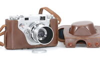 KONICA II B Rangefinder Konishiroku Hexar 50mm f/3.5