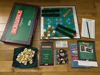 Vintage Spears Scrabble Original Board Game 1988. COMPLETE EXCELLENT CONDITION.