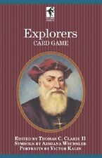 Explorers Card Game Playing Cards Deck New