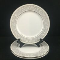 Set of 3 VTG Salad Plates Imperial China W Dalton Whitney #5671 Made in Japan