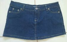 Ladies Mini Denim Tightrope skirt size 12