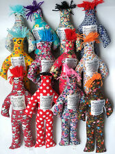 """Random Pattern Color Stress Relief 12""""Dammit Doll Plush Toy 4pc free shipping"""