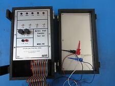 POWER TECH, INC. MODEL 900 Battery Plant Simulator Test Set