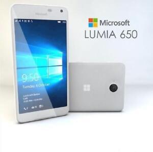 Microsoft Lumia 650 4G LTE Single Dual SIM Windows Quad-core 16GB ROM 1GB RAM