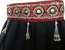 Gypsy Banjara BellyDance Belt Kuchi Tribal ATS Costuming Ethnic Clothing Unique