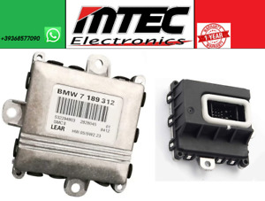 Modulo unità di controllo FARI 7189312 532294803 // BMW Serie 3 5 7 E60 E61 E65