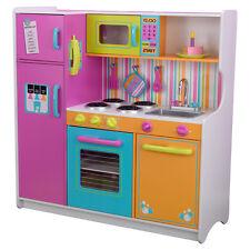 KidKraft Deluxe Big & Bright Kitchen Play Set