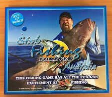 2008 Board Game - Starlo Fishing Forever Australia - 100% Complete