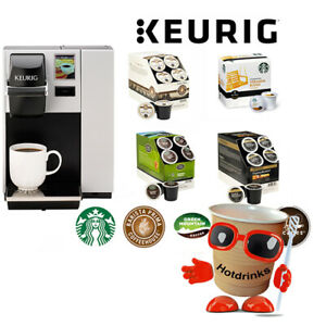 Keurig Coffee, Tea, Chocolate Pods - All Flavours - Boxes of 24