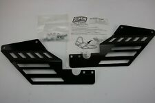 QuadBoss ATV Rear Sport Rack Mounting Brackets for 06-14 Raptor 250 700 - 568626