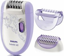PHILIPS HP6509 Satinelle Soft Sensitive Ladies Epilator + Shaver  *NEW* HP 6509