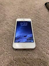 Apple iPhone 5 - Rare iOS 8.4.1 - 16GB - White (A1428)