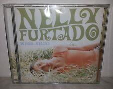 CD NELLY FURTADO - WHOA, NELLY! - SEALED SIGILLATO