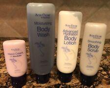 NEW Sentence SeneDerm Lotion, Scrub, Hand Cream, Body Wash SET - Free Shipping!