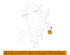 GMC GM OEM 02-09 Envoy Fuel Door-Gas Cap Hatch 15776459