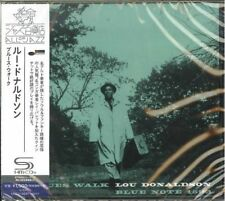 LOU DONALDSON-BLUE WALK -JAPAN SHM-CD C94