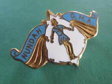 Nundah Girls Marching Association Enamel Badge