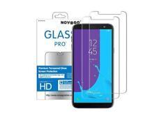 Samsung Galaxy J6 (2018) - Pack de 2 films protection écran en verre trempé