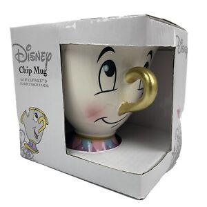 Disney Beauty and the Beast Chip Mug FAB NY