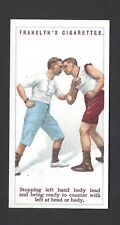 FRANKLYN DAVEY - BOXING - #25 STOPPING LEFT HAND BODY LEAD