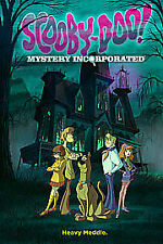 SCOOBY DOO - CURSE OF THE LAKE MONSTER - DVD - REGION 2 UK