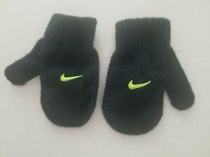 Nike Toddler Mittens Navy