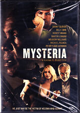Mysteria (DVD, 2012) Danny Glover, Martin Landau, Robert Miano, Billy Zane New