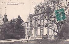 CPA 10 Environs de ROMILLY sur SEINE Chateau de SARON