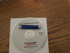 Ulead movie factory Software Cd v.5.78