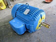 Baldor 20 Hp Motor Fr 286t 230460 V 1175 Rpm 3 Ph 319201j Used