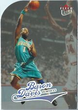 2004-05 Ultra Platinum Medallion Baron Davis #ed 71/100! SP Rare!