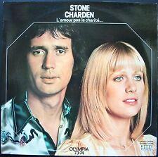 STONE ET CHARDEN L'AMOUR PAS LA CHARITE OLYMPIA 73-74 33T LP / VINYLE NEUF MINT