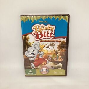 BLINKY BILL The Mischievous Koala DVD REGION 4 Kids Brand New FREE SHIPPING